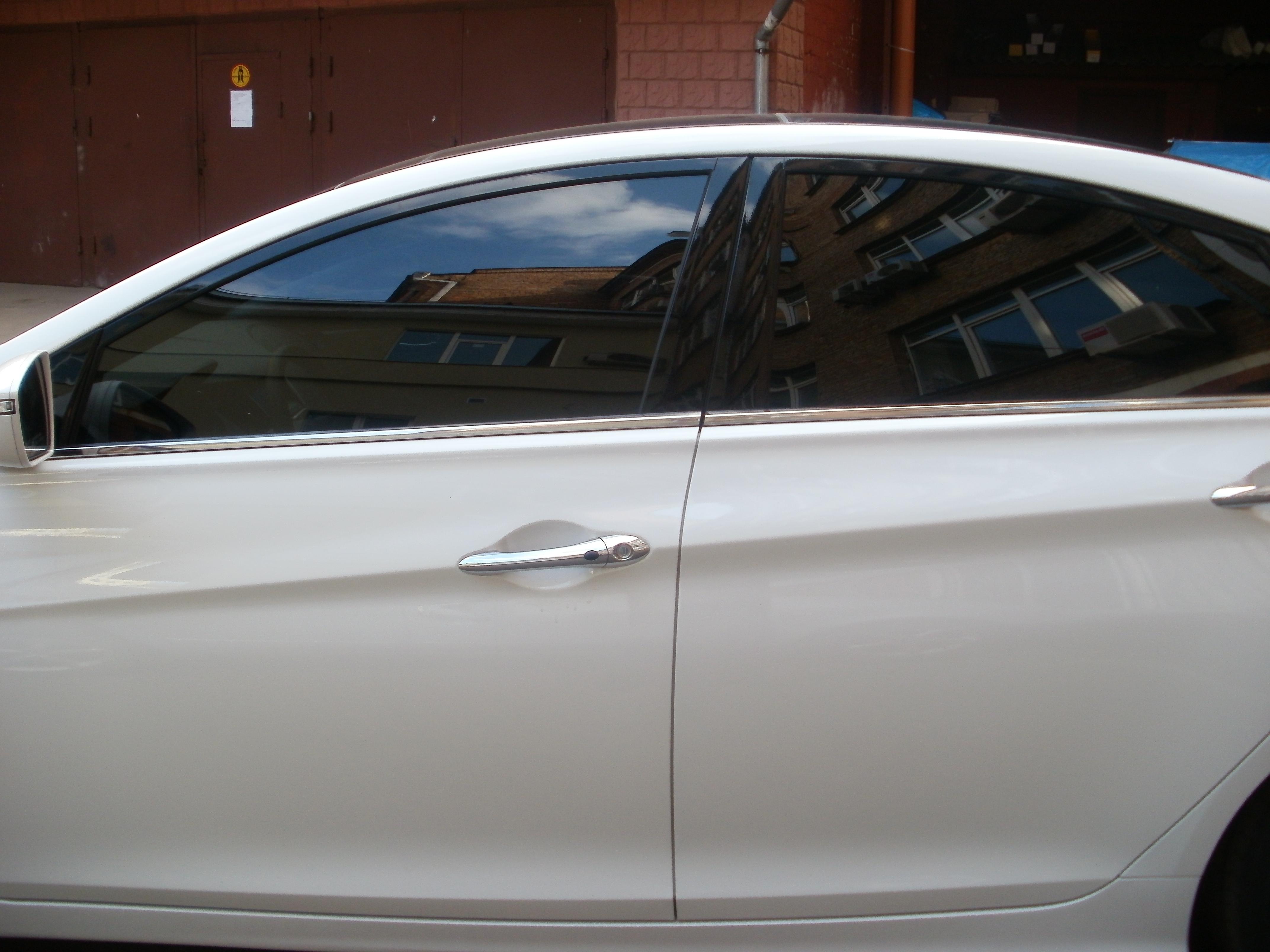 Тонировка Hyundai Sonata