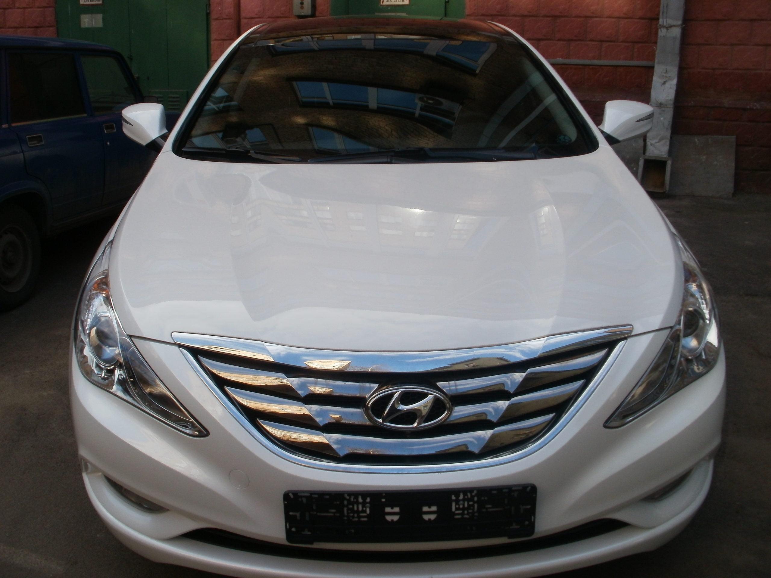 Тонировка авто цена Hyundai Sonata