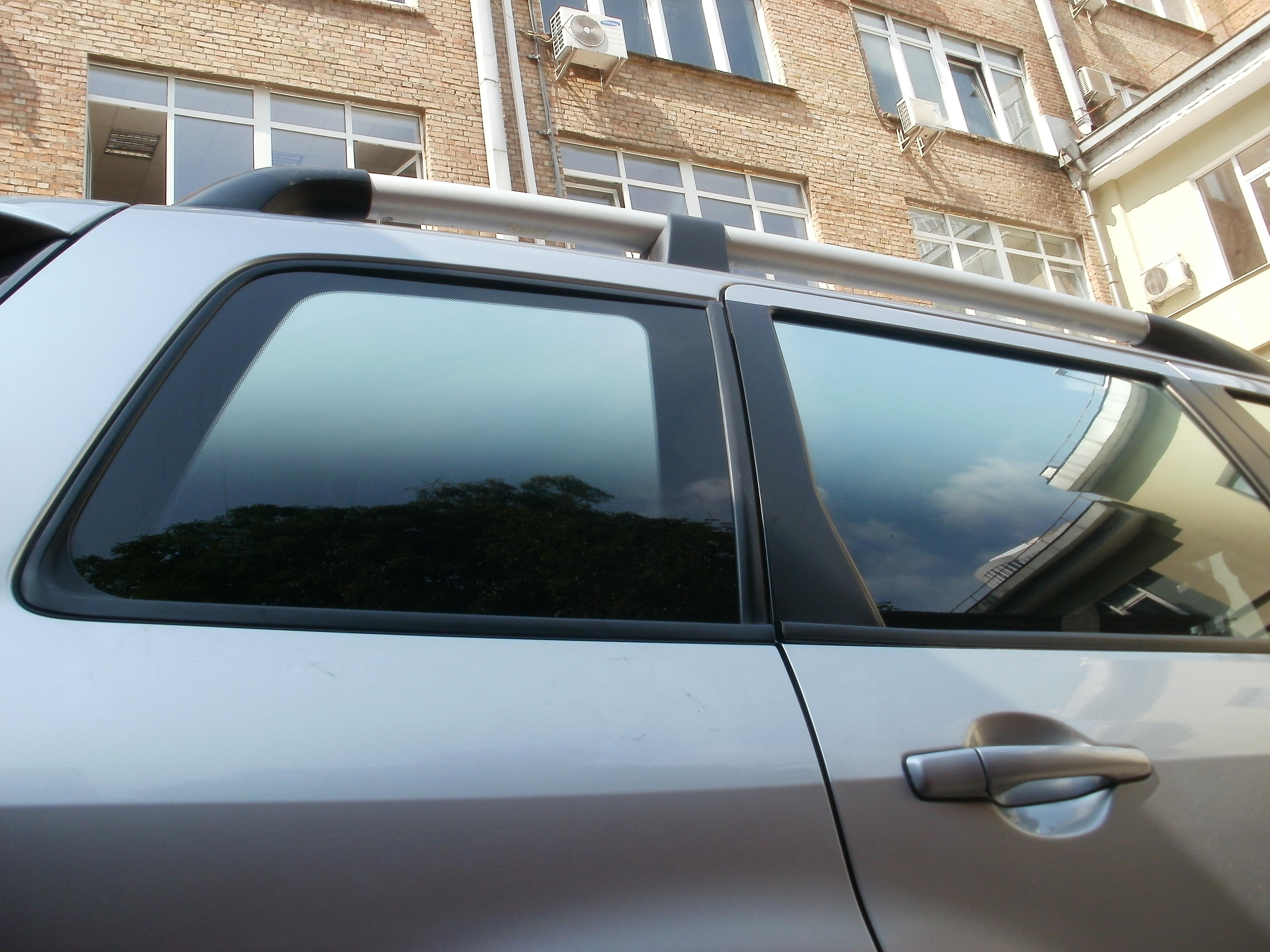 тонировка авто Mitsubishi Outlander