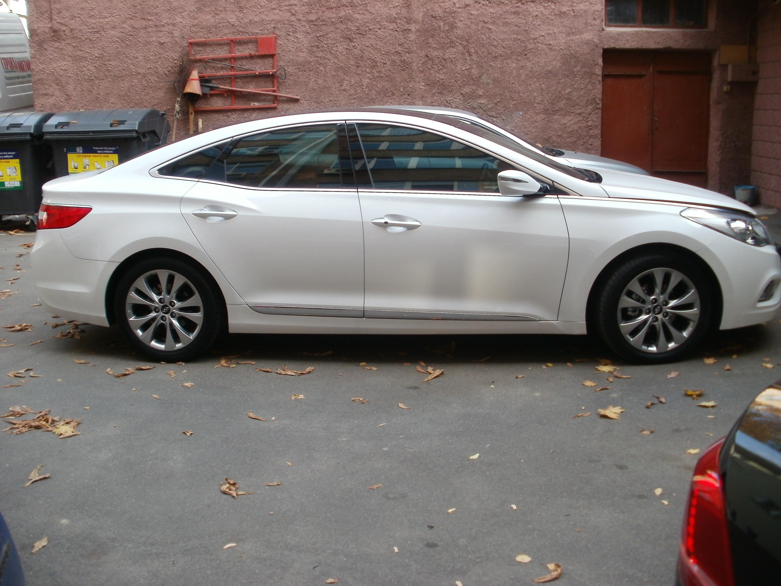 тонировка киев Hyundai Azera