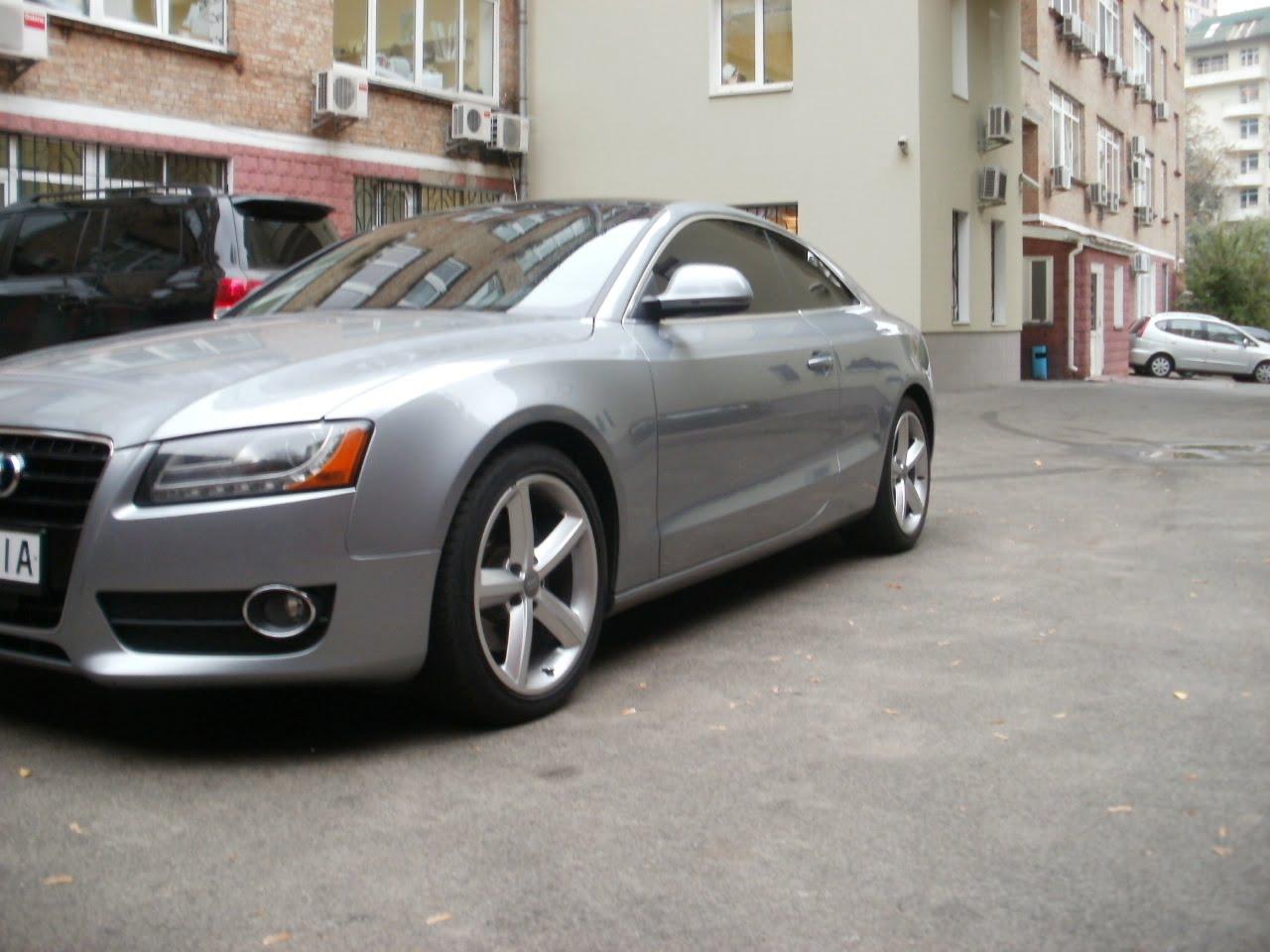 тонировка Audi A5