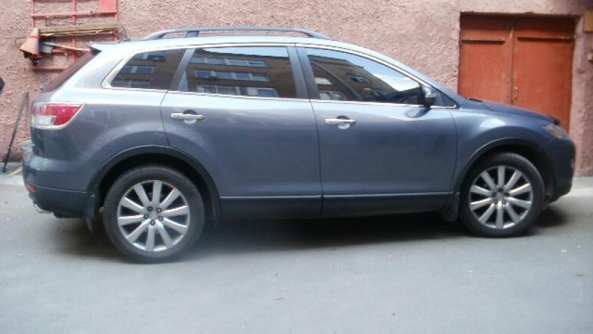 тонировка Mazda CX-9