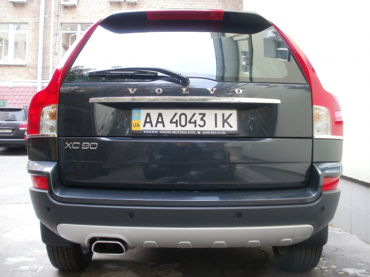 тонирование авто Volvo XC90