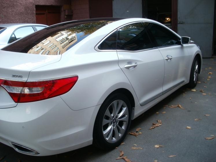 тонировка авто цена Hyundai Azera