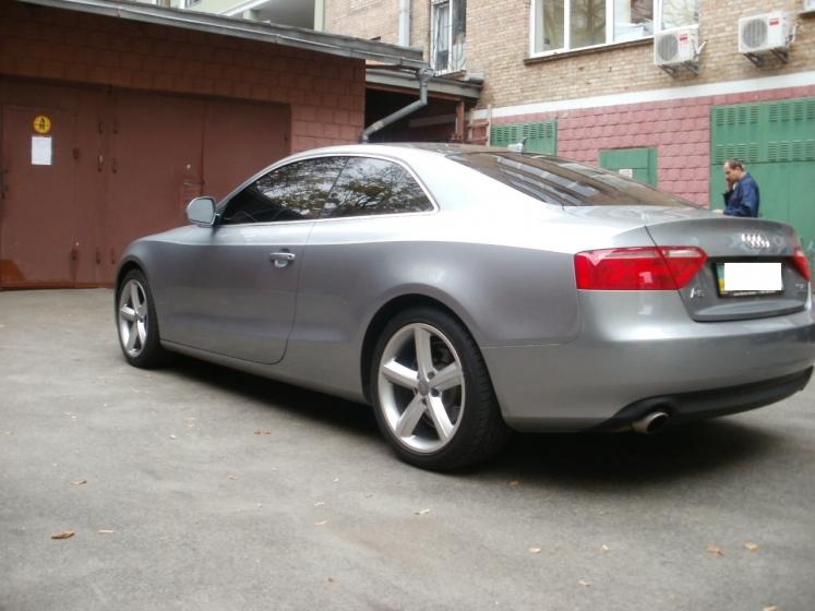 тонирование Audi A5